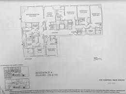 Mechanical Floor Plan 52 Best 220 Central Park South Floor Plans Images On Pinterest