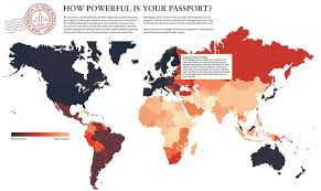 where can you travel without a passport images How powerful is your passport here is a listing reckon talk jpg