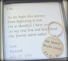 wedding quotes groom to 29 95 our forever starts today from to groom gift new