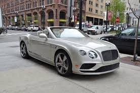 white bentley convertible 2017 bentley continental gtc speed stock b929 for sale near