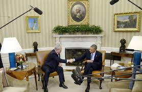 Oval Office Through The Years U S Spy Net On Israel Snares Congress Wsj