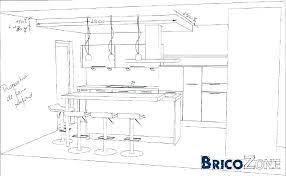 hauteur ilot central cuisine taille ilot central cuisine plansmodernes tabouret pour ilot de