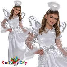 child u0027s u0027s christmas white angel fancy dress nativity party