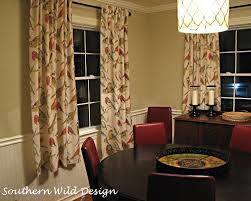 Ritva Curtain Review Curtains For The Dining And Living Rooms Southern Wild