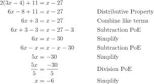 algebraic and congruence properties