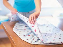 Fitted Sheets How To Fold A Fitted Sheet Hgtv