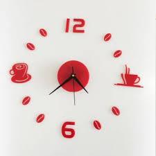 horloge cuisine design horloge de cuisine design pendule design cuisine horloge unique
