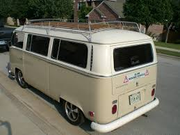 volkswagen bus 1970 thesamba com bay window bus view topic bay window roofrack
