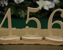table numbers for wedding wedding table numbers etsy