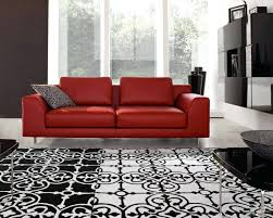 red leather sofa living room black leather couch living room ideas black furniture living room