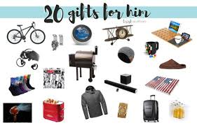gift guide for him 20 gift ideas for guys from 14 to 700