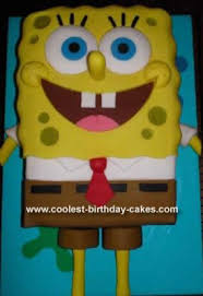 spongebob birthday cake coolest spongebob birthday cake