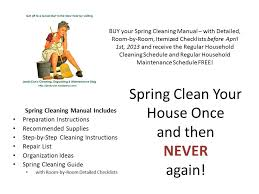 how to spring clean your house spring clean your house once jandy pinterest flyer property