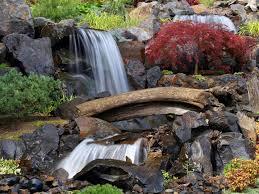Waterfall Designs HGTV - Backyard waterfall design