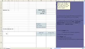 building service billing template uniform invoice software