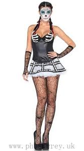 La Muerte Costume Day Of The Dead Costumes Women Clothing Dresses Fashion