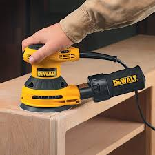 Orbital Floor Sander For Sale by Dewalt D26451 3 Amp 5 Inch Random Orbit Sander With Cloth Dust Bag