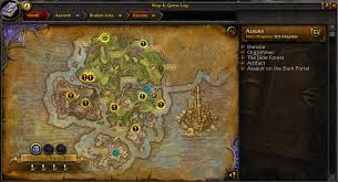 Ingress World Map by Wow Freakz Top Quality Legion Mop Mythic Artifact Quests