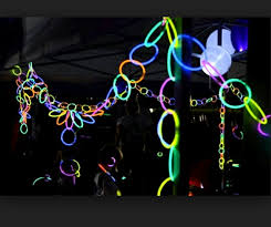 Neon Themed Decorations Glow Party Neon Rave Bday Ideas Pinterest 21st Birthday