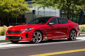 2018 kia stinger gt first test