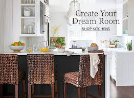 kitchen room furniture kitchen design ideas inspiration pottery barn
