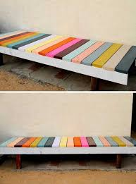 Building Wooden Garden Bench by 35 Popular Diy Garden Benches You Can Build It Yourself Amazing