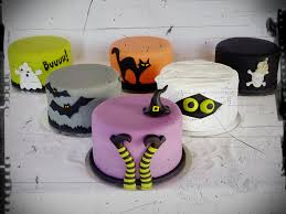 Mini Halloween Cakes by Mina Magiska Bakverk My Magical Pastries U0027s Most Recent Flickr