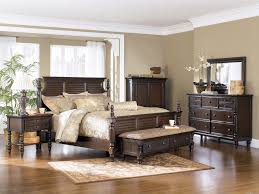fashionable grey velvet upholstery bedroom benches with wooden
