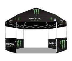 Custom Shade Canopies by Custom Graphics On E Z Up Canopies And Accessories