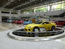 visit lexus factory japan nagoya travel guide area by area toyota youinjapan net