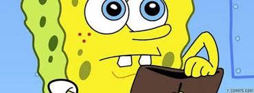 Spongebob Wallet Meme - spongebob wallet facebook cover timeline photo banner for fb