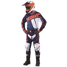 kids motocross gear combo msr 2016 axxis youth jersey and pants package navy orange white