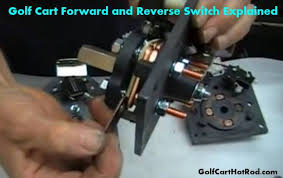 golf cart forward and reverse switch direction selector types
