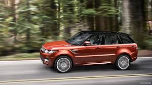 red range rover 2014 range rover sport chile red side hd wallpaper 33