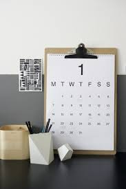 Modern Desk Calendar by Office Max Desk Calendar Decorative Desk Decoration