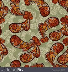 paisley pattern vector vector seamless paisley pattern