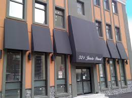 Commercial Building Awnings Commercial Gallery Omnimark Awnings