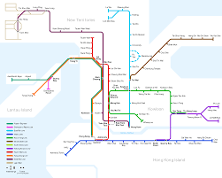 Mtr Map File Mtr System Topological Map Svg Wikimedia Commons