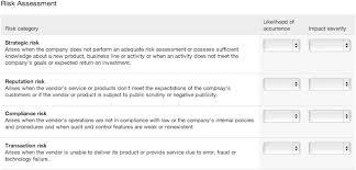perform vendor risk assessments with our software vendorrisk