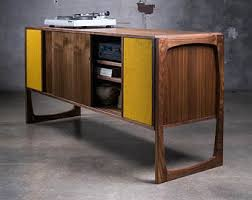 Homemade Stereo Cabinet Stereo Cabinet Etsy