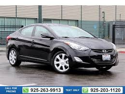 2013 hyundai elantra used 2013 hyundai elantra limited black call for price 30206 925