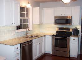 white kitchen cabinets backsplash the kitchen backsplash ideas