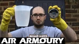 Lube Meme - how to wash lubricate airgun pellets using napier power pellet