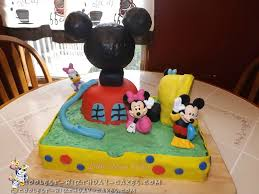 mickey mouse clubhouse birthday cake mickey mouse clubhouse birthday cake