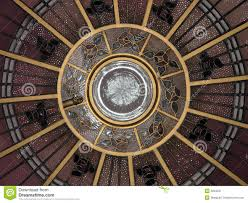 Ceiling Art Art Deco Ceiling Dome Stock Image Image 3264531