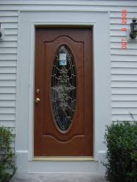 Exterior Door Pediment And Pilasters by Entryways And Exterior Doors