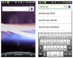 image search android yahoo offers android search widget html5 upgrades for ios