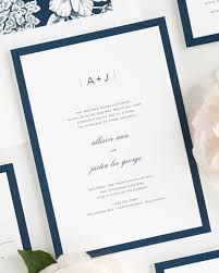 wedding invitations 1 sophisticated modern wedding invitations wedding invitations by