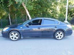 2009 used nissan altima 4dr sedan v6 cvt 3 5 se at toyota of