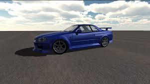 nissan skyline wide body kit nissan skyline r34 gtr widebody smcars net car blueprints forum